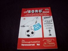 Scarborough v Southport, 1985/86 [FAT]
